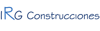 Logo IRG Construcciones